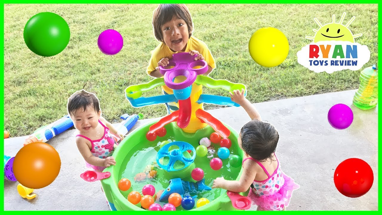 Ball Pit Balls Water Toys Step 2 for Kids and Babies
