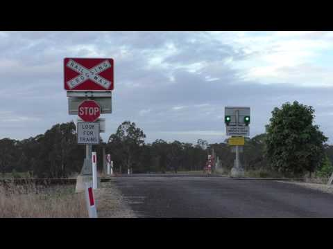Private Crossing, Braunstone NSW, Australia.