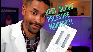 Best blood pressure monitor for Hypertension? Withings BPM!