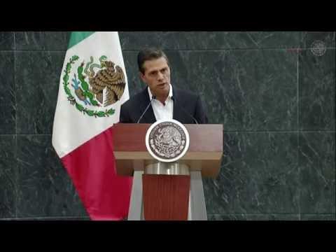 Ayotzinapa: Mensaje a Medios del Presidente Peña Nieto