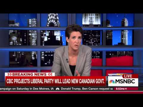 Liberal Party projected to win Canadian election: CBC