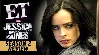 'Jessica Jones' Season 2 Review: The Best, Worst and Weirdest Moments! thumbnail