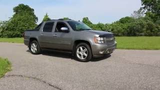 2008 Chevrolet Avalanche LTZ For Sale~Leather~BOSE~Moon~Htd Seats~LOADED