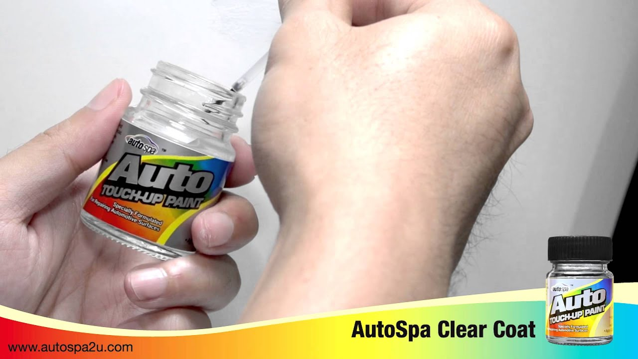 Autospa touch up paint youtube solutioingenieria Choice Image