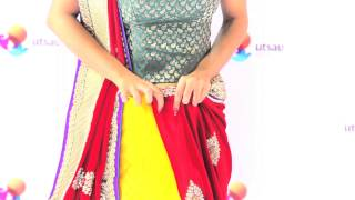 Saree Draping Videos - Different styles of wearing a Saree