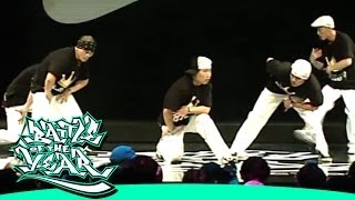 BOTY 2006 KOREA PRELIMINARY - RIVERS CREW - SHOWCASE [OFFICIAL HD VERSION BOTY TV]