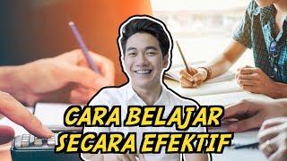 Cara Belajar Secara Efektif