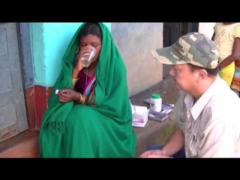 MMS-India malaria treatment activities