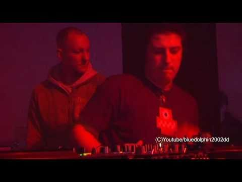 Techno Live Unity Dresden Night Rohschnitt Tiefgarage Part 2 Marcel Cousteau  (HD)