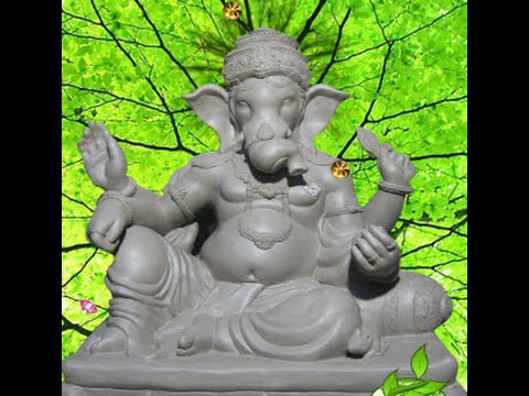 How to make eco friendly clay ganesh murti easy step only 5 min how to make eco friendly clay ganesh murti easy step only 5 min youtube thecheapjerseys Choice Image