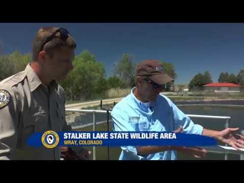 Tour One Of Colorado's Warm Water Fish Hatcheries...