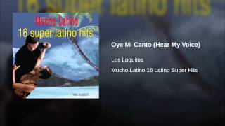 Oye Mi Canto (Hear My Voice)