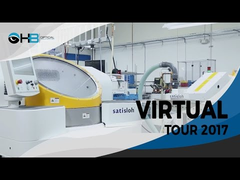 Virtual Tour: HB Optical Laboratories