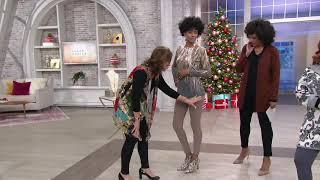 Susan Graver Weekend Premium Stretch Leggings on QVC