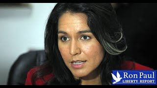 Tulsi Gabbard: Democrats Trying To Turn America Into Police State