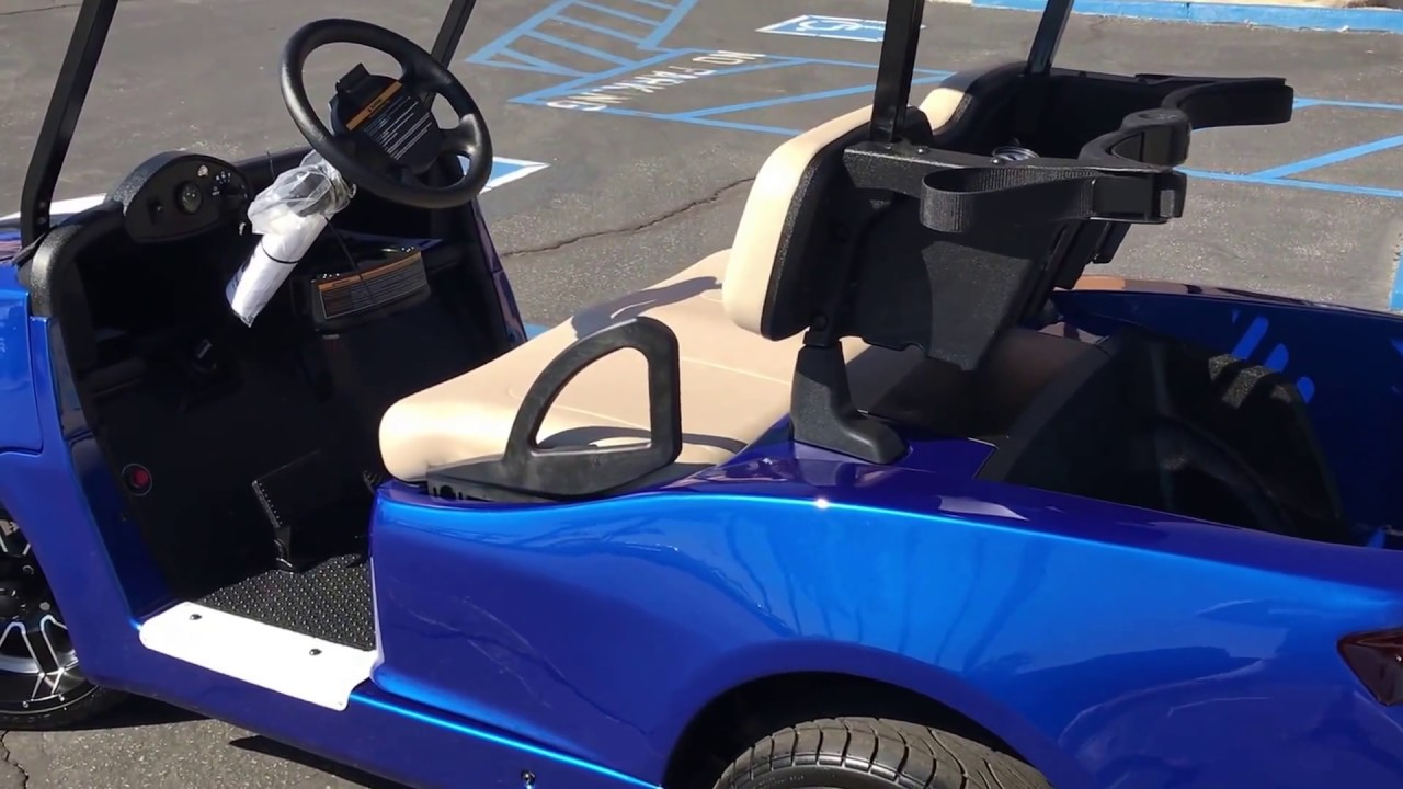 2017 Hyper Blue Chevy Camaro Golf Cart - YouTube on nissan golf cart, cadillac golf cart, malibu golf cart, kawasaki golf cart, voyager golf cart, brady golf cart, impala golf cart, suburban golf cart, mustang golf cart, clark golf cart, express golf cart, custom golf cart, chevrolet golf cart, angel golf cart, marshall golf cart, challenger golf cart, firebird golf cart, concept golf cart,