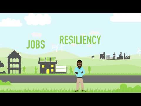 How to Fight Climate Change and Create Jobs