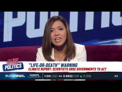 Raw Politics: The most extensive warning on climate change