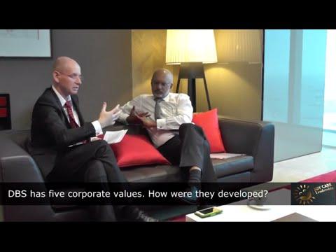 Interview of DBS CEO Piyush Gupta by Avi Liran Video 1