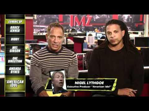TMZ: Nigel Lythgoe explains American idol Shocker!