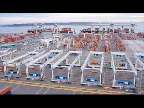 GCT Deltaport Intermodal Yard Reconfiguration – Customers (English)