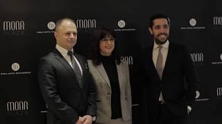 Mona Plaza Hotel - Grand opening ceremony