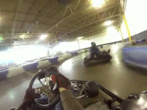 Indoor Kart Racing 1/27   Chicago MINI Motoring Club