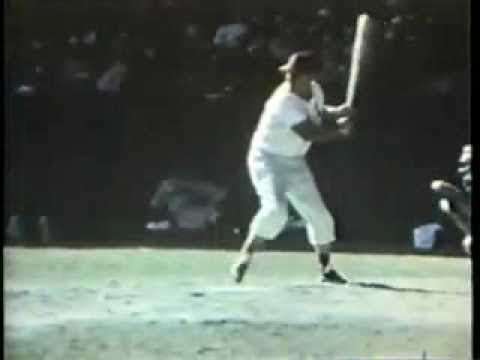 Stan Musial:  Stan The Man (St. Louis Stan)sung  by Dennis Massa