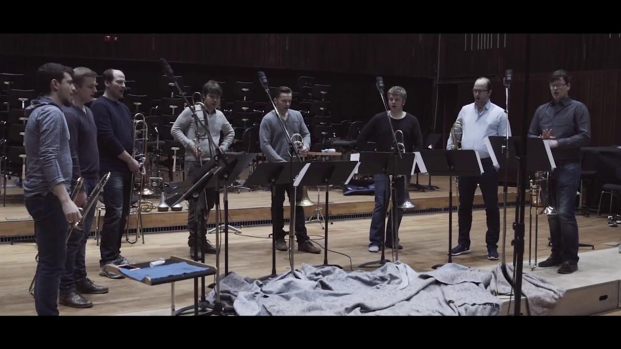 Fireworks By G F Handel Trombone Unit Hannover Youtube