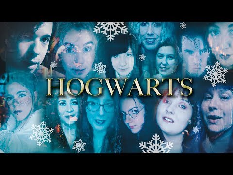 The Ghosts of Hogwarts ???? Christmas Special Collab ⋄ 13 ASMRtists ⋄