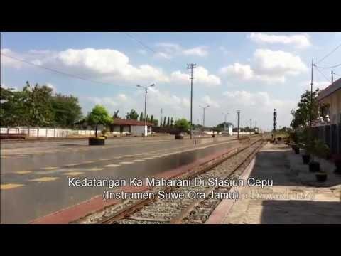 Kompilasi Indahnya Instrumen Nada Kedatangan Kereta Api di Daop 4 SM