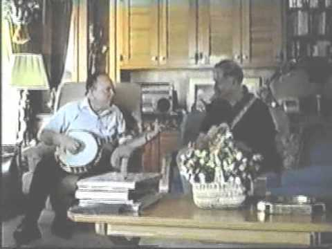 A visit with Earl Scruggs