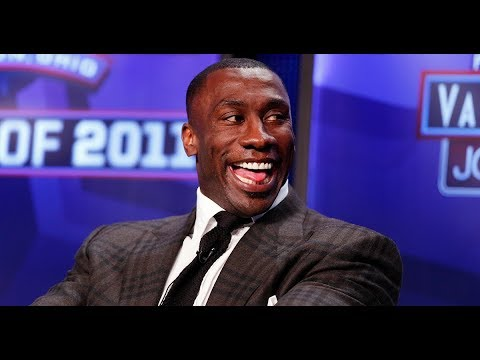 Shannon Sharpe Pulled out a Black & Mild on Live TV