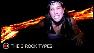 Rock Types and the Rock Cycle: Igneous Sedimentary Metamorphic