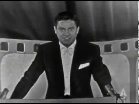 Jerry Lewis's Opening Monologue: 1957 Oscars