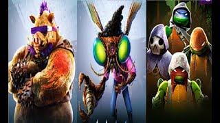 Черепашки ниндзя Легенды TMNT Legends #66 Мульт игра для детей #Мобильные игры