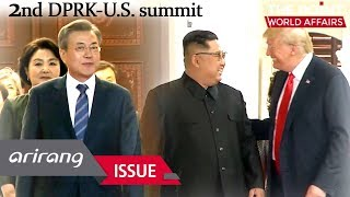 [The Point : World Affairs] On Potential 2nd DPRK-U.S. summit