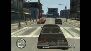 GTA IV Mission#11 - Jamaican Heat (HD)