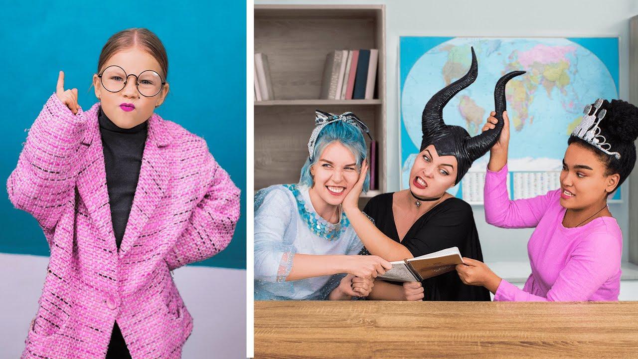 Волшебная канцелярия – 10 идей! Школа фей!