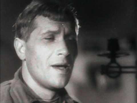 Темная ночь песня из кинофильма два бойца