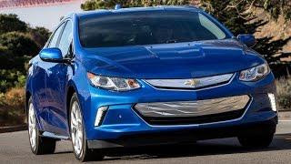 2017 Chevrolet Volt Review