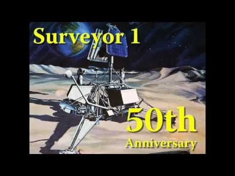 50th Anniversary of Surveyor 1 - The View from Downunder​ with Mike Dinn