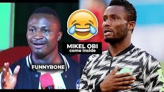 FUNNYBONE EXPLAINED HOW  MIKEL OBI SLEPT WITH HIS ONLY SISTER IN THEIR HOME