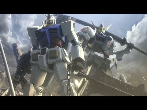 GUNDAM VERSUS Launch Trailer | PS4