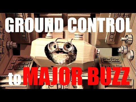 This Cat is NED – EP35 – GROUND CONTROL to MAJOR BUZZ