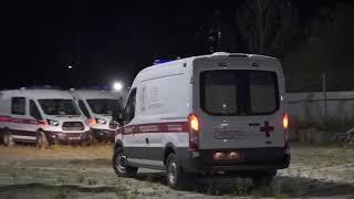 Очередная партия из восьми автомобилей скорой помощи прибыла в Екатеринбург