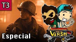 Jugando con la Versh - Especial: Call of Duty WWII: Zombies (Activision)