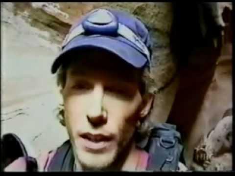 Aron Ralston- Real Video of a Survivor