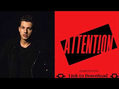 charlie puth attention download free mp3