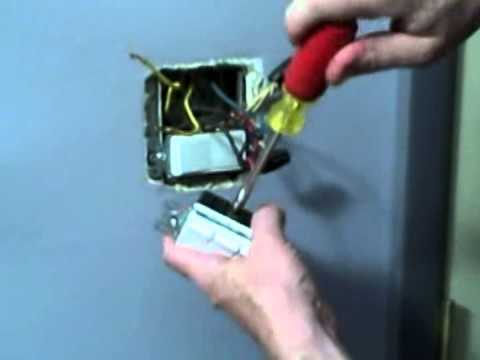 How To Wire a Triple Switch - 3 Single Pole Switches - Conduit - YouTube